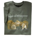 Squirrel Whisperer Tee