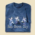 Bad Heron Day Tee