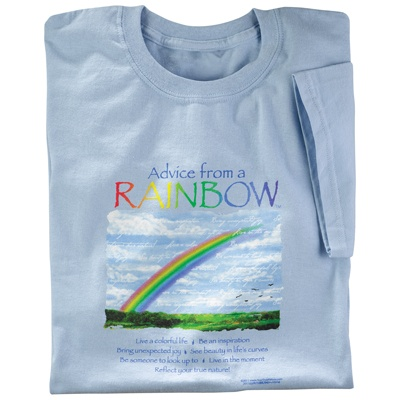 Advice from a Rainbow Tee