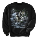 Whitewater Wolves Pullover