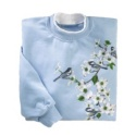 Chickadee Bliss Pullover