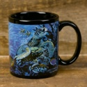 Find 9 Sea Turtles Mug