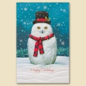 Happy Owlidays Card