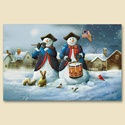 Fife and Drum Card