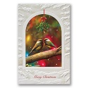 Christmas Kiss Card