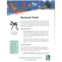 Backyard Ponds for Wildlife Tip Sheet