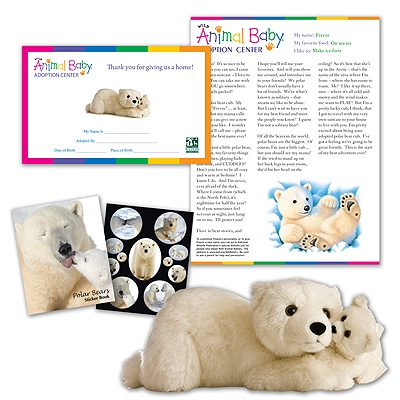 Adopt a Polar Bear Mother & Baby