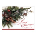 Christmas Greenery Gift-a-Tree Card
