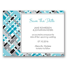Mad for Plaid - Malibu - Save the Date