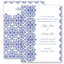 Joyous Day - Regency - Invitation