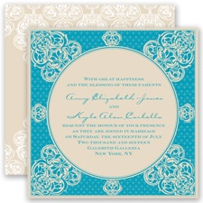 Mehndi Magic - Malibu - Invitation