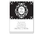 Epic Romance - Save the Date Card