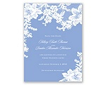 Lace Fantasy - Save the Date Card