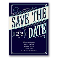 Today is the Day - Lapis- Save the Date