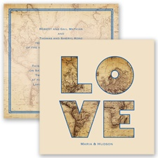 Global Romance - Horizon - Invitation