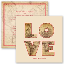 Global Romance - Poppy - Invitation