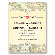 Travelers Tales - Save the Date