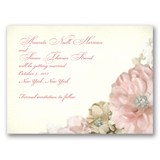 Perfect Petals - Save the Date