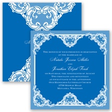 Love Lace - Horizon - Invitation