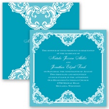 Love Lace - Malibu - Invitation