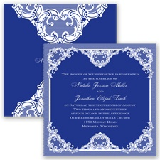Love Lace - Regency - Invitation