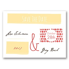 Flirty Fall Fling - Save the Date