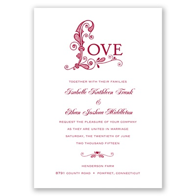 Casual Wedding Invitation Wording Reception Only Yaseen for