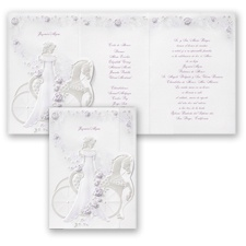 Fairy Tale Quinceanera - Invitation