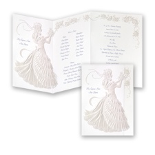 Elegant Princess Quinceanera - Invitation