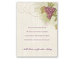 Grapevine - Save the Date Card