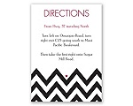Chevron Sweethearts - Multi-Purpose Card