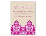 Mehndi Magic - Multi-Purpose Card