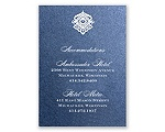 Luminous Lace - Sapphire Shimmer Multi-Purpose Card