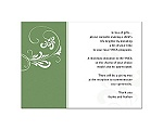 Always &  Forever - Clover Multi-Purpose Card