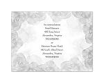 Treasured Jewels - Vintage Roses - Multi-Purpose Card