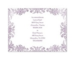 Treasured Jewels - Washed Filigree - Multi-Purpose Card