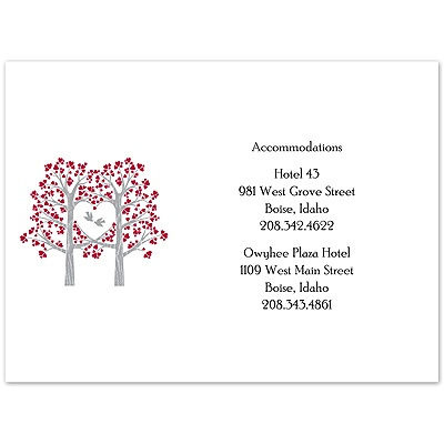 Naturally Love - Apple - Multi-Purpose Card