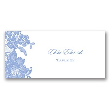Lace Fantasy - Escort Card