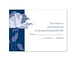 Ever Blooming - Marine - Response Card and Envelope