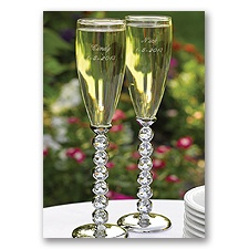 Personalized Ultimate Bling Flutes
