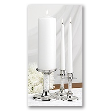 Precious Treasure Candle Stand Set