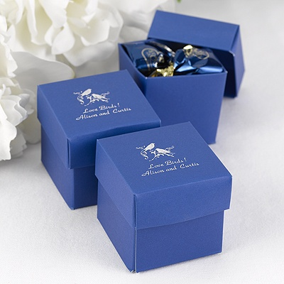 Discount Bridal Accessories on Home    Wedding Accessories    Favors    Personalized Two Piece Favor