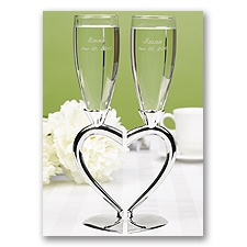 Personalized Heart-to-Heart Flutes