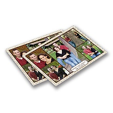 Damask Personalized Photo Cutting Board