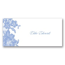 Lace Fantasy - Place Card