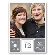 Photo Fantastic - Mercury - Save the Date