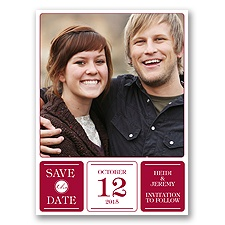 Photo Fantastic - Apple - Save the Date