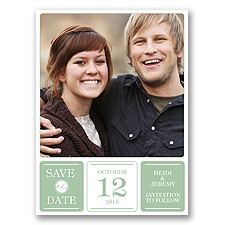 Photo Fantastic - Meadow - Save the Date