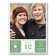 Photo Fantastic - Clover - Save the Date