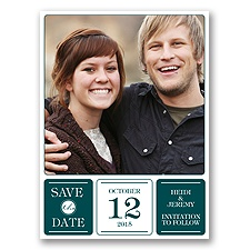 Photo Fantastic - Gem - Save the Date